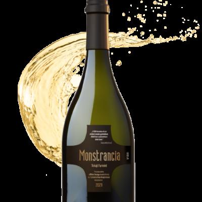 Monstrancia minőségi fehérbor